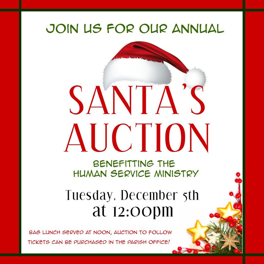 Santa's Auction