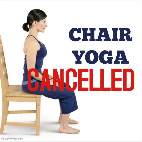 NO Yoga on 6/7