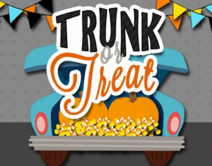Trunk-or-Treat!