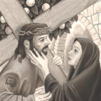 Mary's Way of the Cross available online
